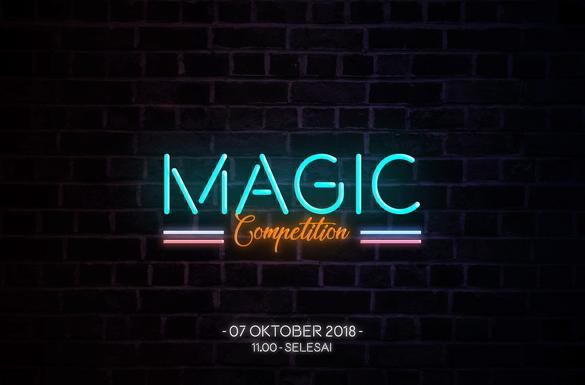 DTC Wonokromo Hadirkan Surabaya Magic Competition