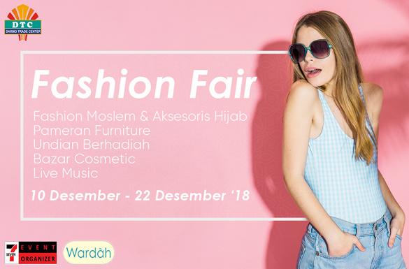 Belanja Hemat dalam Pameran Fashion dan Furnitur DTC Wonokromo