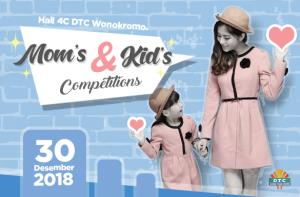 Moms & Kids Competition bersama Safira Organizer