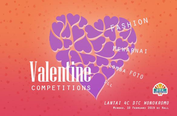 Valentine Competition DTC Wonokromo