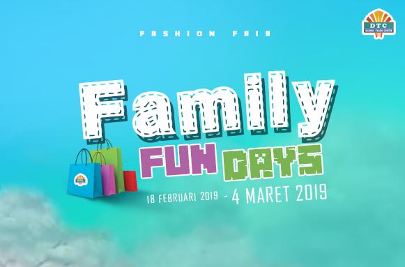 Pameran Family Fun Days DTC Wonokromo