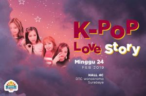 K-Pop Love Story Competition