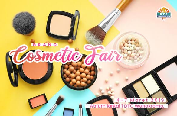 Grand Cosmetic Fair DTC Wonokromo