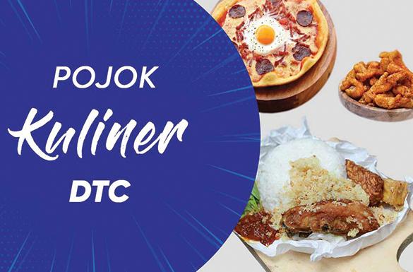 Pojok Kuliner, Foodcourt khas DTC Wonokromo