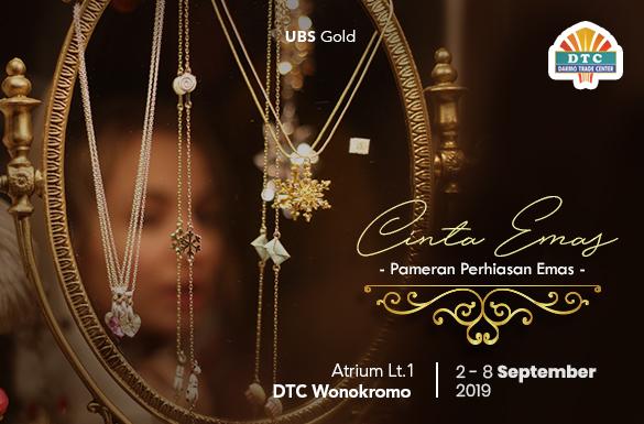 Cinta Emas by UBS Gold DTC Wonokromo