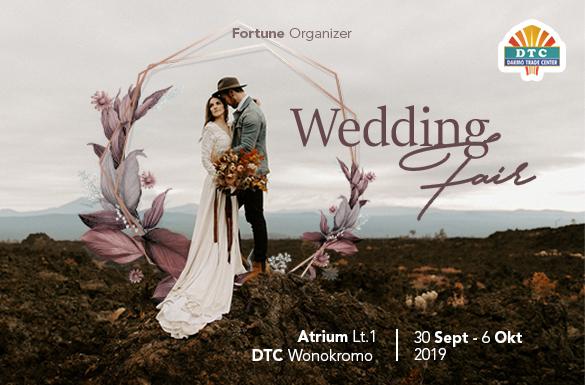 DTC Wedding Fair 2019