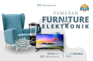 Pameran Furniture & Multi Produk DTC Wonokromo