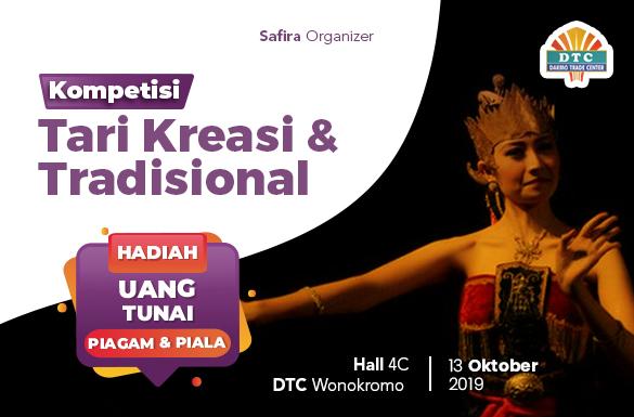 Tari Kreasi dan Tradisional Competition 2019