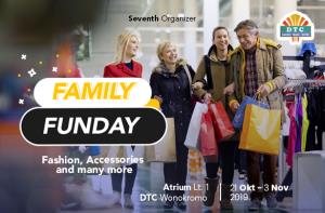 Pameran Family Fun Days Oktober DTC Wonokromo