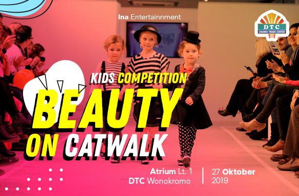 """Modelling Kids """"Beauty on Catwalk"""" Competition"""