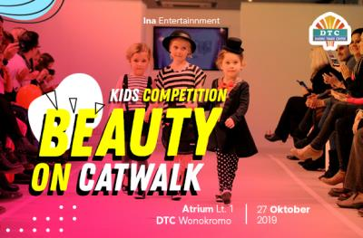 "Modelling Kids ""Beauty on Catwalk"" Competition"