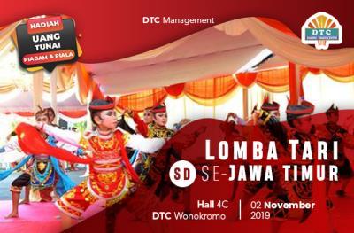 Lomba Tari SD Se-Jawa Timur