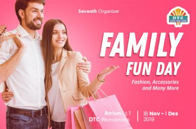 Pameran Family Fun Days November DTC Wonokromo