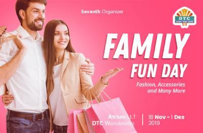 Pameran Family Fun Days November DTC Wonokromo