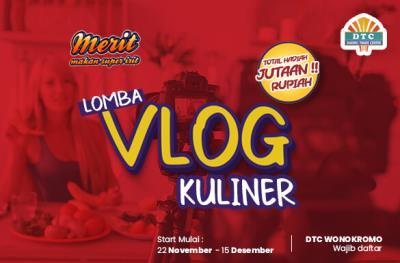 Vlog Competition DTC Wonokromo
