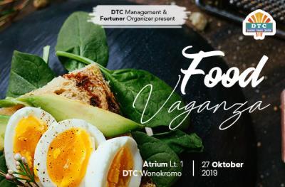 Festival Food Vaganza DTC Wonokromo