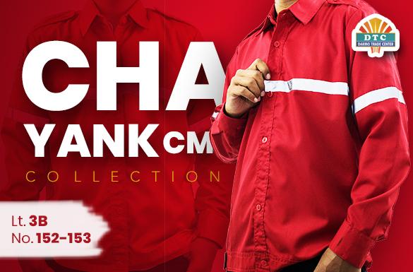 Chayank CM Collection, Pusat Kebutuhan Custom/Jahit untuk Seragam dan Baju Kerja