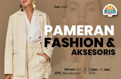 Accessories Fashion Fair DTC Wonokromo