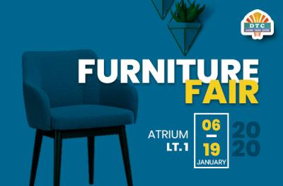 Pameran Furniture DTC Wonokromo 2020