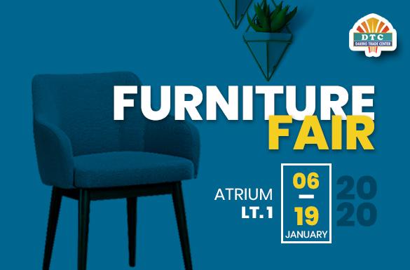Pameran Furniture DTC Wonokromo 2020