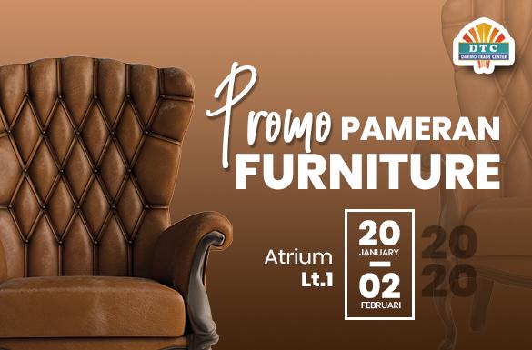 Promo Pameran Furniture DTC Wonokromo
