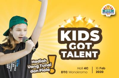 DTC Kids Got Talent 2020
