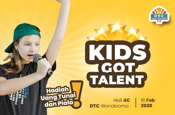 DTC Kids Got Talent 2020