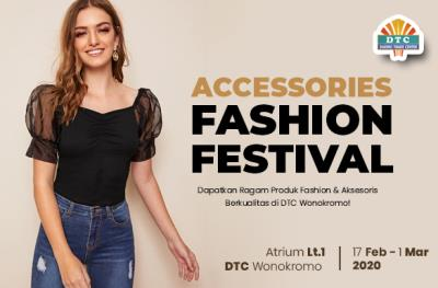 Accessories Fashion Festival DTC