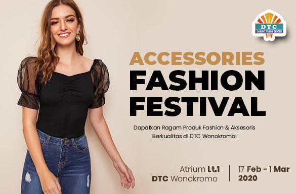 Accessories Fashion Festival DTC