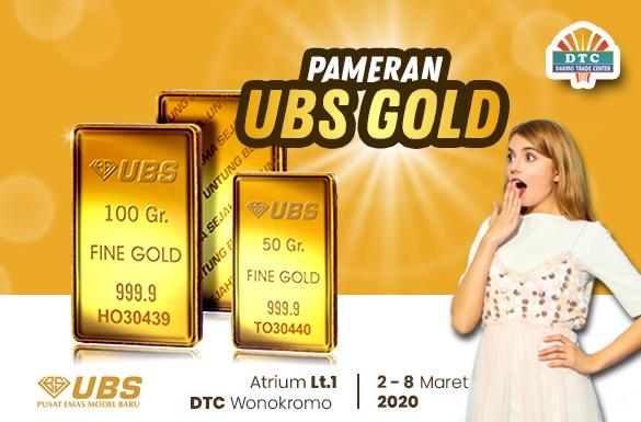 Gemilang Cinta Emas by UBS Gold DTC Wonokromo