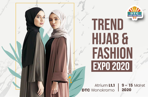 Trend Hijab & Fashion Expo 2020
