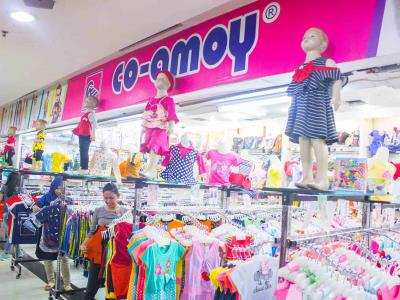 Co-Amoy Kids Fashion 1