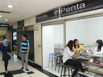 penta gem stone 09100131899